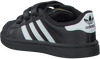 Black ADIDAS Sneakers SUPERSTAR CF - small