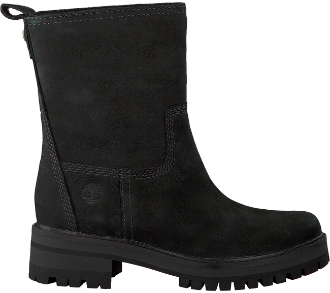 Black TIMBERLAND Ankle boots COURMAYEUR VALLEY MI - large