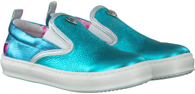 Blue MIM PI Slip-on sneakers 2503 - large