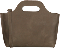 Taupe MYOMY Handbag MY CARRY BAG HANDBAG  - medium