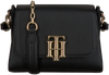 Black TOMMY HILFIGER Shoulder bag LOCK SMALL SATCHEL  - small