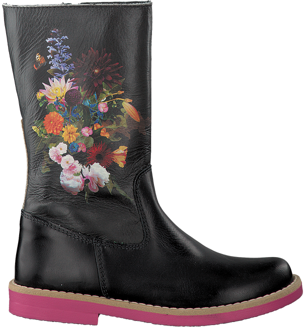 Black WILD High boots 1440 - large