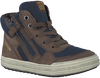 Brown GEOX Sneakers J64A4B - small